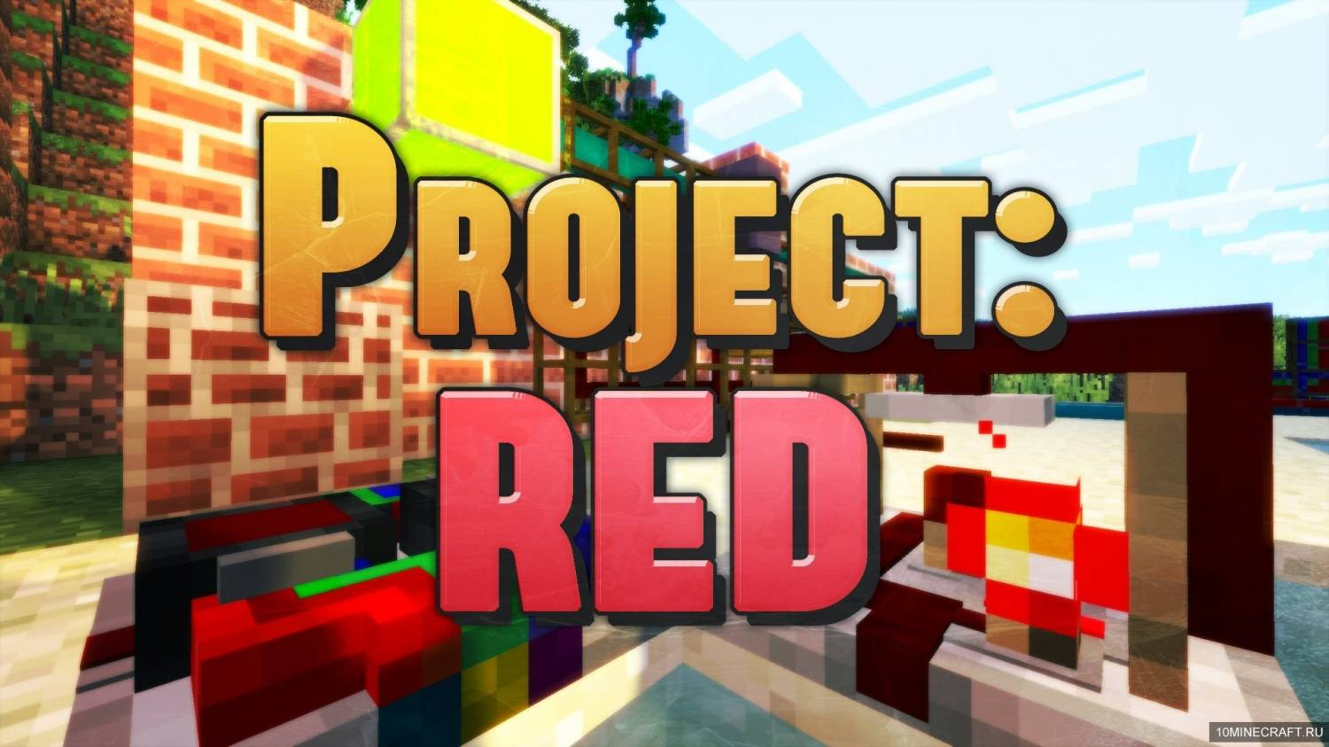 Project: Red [1.7.2]