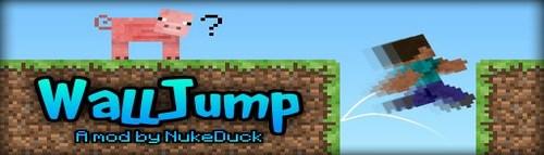 Скачать Wall Jump для Minecraft 1.7.10 - RU-M.ORG